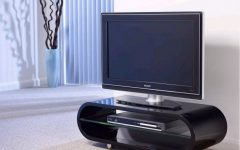 Shiny Black Tv Stands
