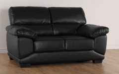 Black 2 Seater Sofas
