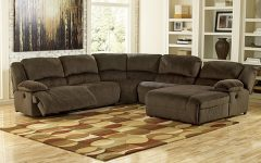 Reclining Sectionals with Chaise
