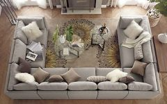 Big U Shaped Sectionals