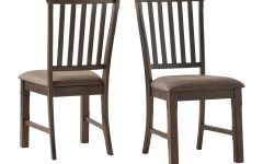 Norwood Upholstered Hostess Chairs