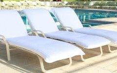 Chaise Lounge Towel Covers
