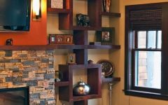 Custom Made Shelving Units
