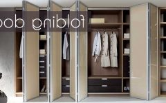 Folding Door Wardrobes