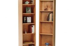 Narrow Tall Bookcases