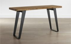 Yukon Grey Console Tables