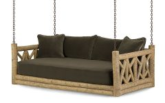 Country Style Hanging Daybed Swings