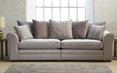 Large 4 Seater Sofas