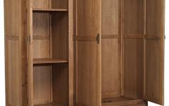 Triple Door Wardrobes