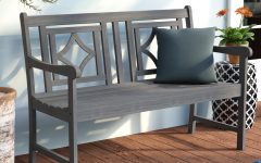 Shelbie Wooden Garden Benches