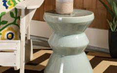 Oakside Ceramic Garden Stools
