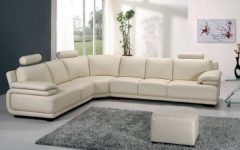 Off White Leather Sofas