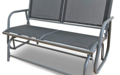 Outdoor Patio Swing Glider Bench Chairs