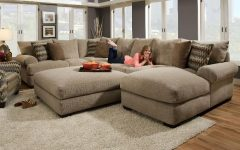 Oversized Sectional Sofas