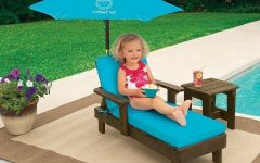 Children's Outdoor Chaise Lounge Chairs