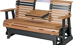 Patio Furniture Rocking Benches