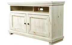 Sinclair White 54 Inch Tv Stands