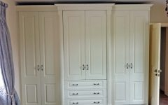 Ivory Wardrobes