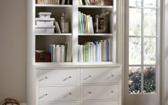 Bookcases With Drawers