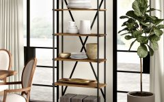 Poynor Etagere Bookcases