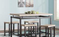 Bryson 5 Piece Dining Sets