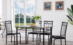 Reinert 5 Piece Dining Sets