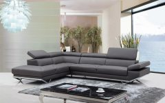 Quebec Sectional Sofas