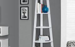 Hewitt Corner Bookcases
