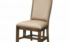 Craftsman Upholstered Side Chairs
