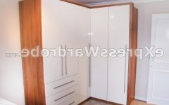 Small Corner Wardrobes