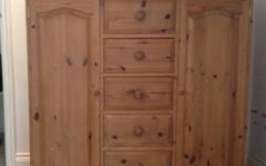 Childrens Tallboy Wardrobes