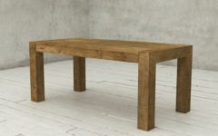 Transitional 8-seating Rectangular Helsinki Dining Tables