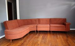 Vintage Sectional Sofas