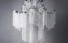 Waterfall Chandeliers