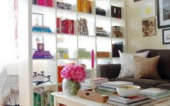 Room Divider Bookcases