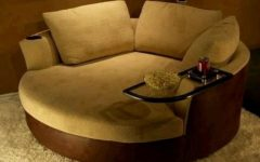 Round Sofa Chairs