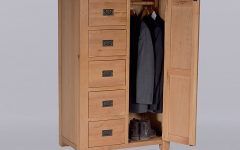Wardrobes And Drawers Combo