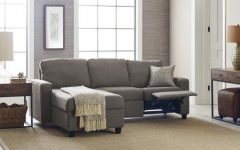 Palisades Reversible Small Space Sectional Sofas with Storage