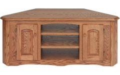 Real Wood Corner Tv Stands