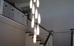 Stairway Chandeliers