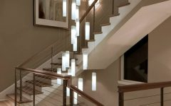 Stairwell Chandelier Lighting