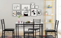 Taulbee 5 Piece Dining Sets