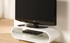 Ovid White Tv Stand