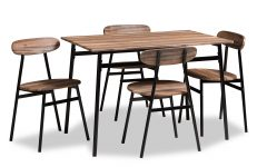 Telauges 5 Piece Dining Sets