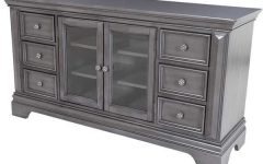 Kilian Grey 74 Inch Tv Stands