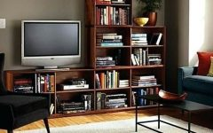 Tv Stands With Matching Bookcases