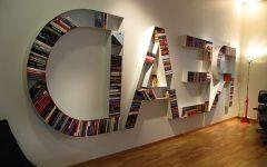 Unique Bookcases Designs