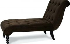 Alessia Chaise Lounge Tufted Chairs