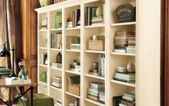 Traditional Bookshelves Designs