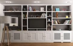 Bookshelves Tv
